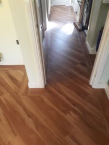 Flooring in Mossley